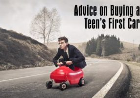 Advice on Buy a Teen's First Car