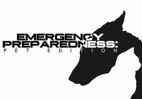 Emergency Preparedness_ Pet Edition