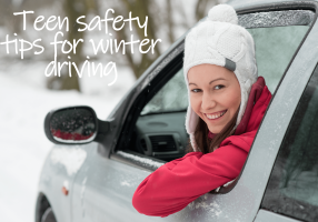Teen Winter Driving Tips