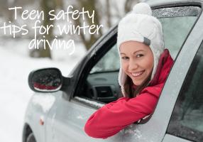 Teen Winter Driving Tips